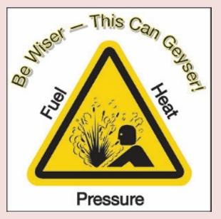 nwcg standards for transporting fuel_fuel geyser warning