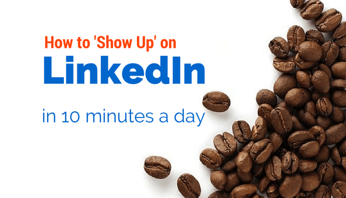 LinkedIn and Coffee