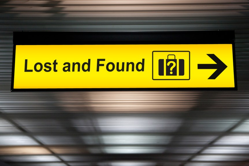 LinkedIn Lost and Found-Shutterstock