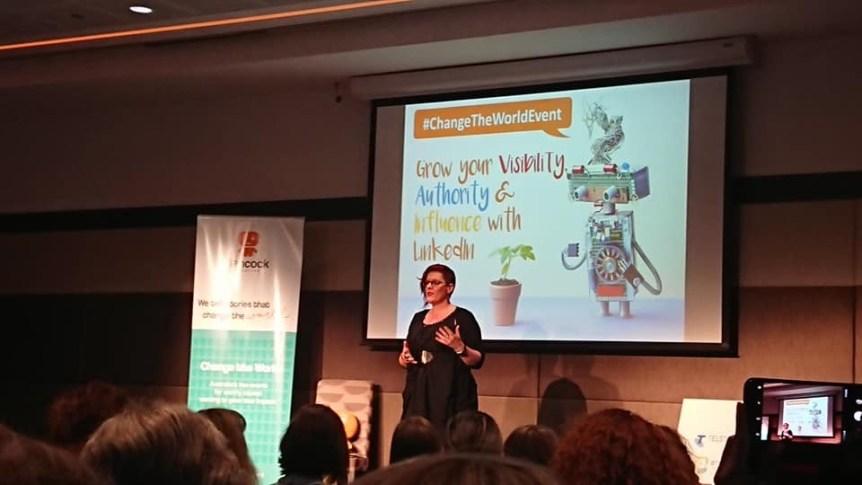 Jo Saunders - Linkedin Expert Australia