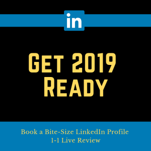 Book a LinkedIn Review