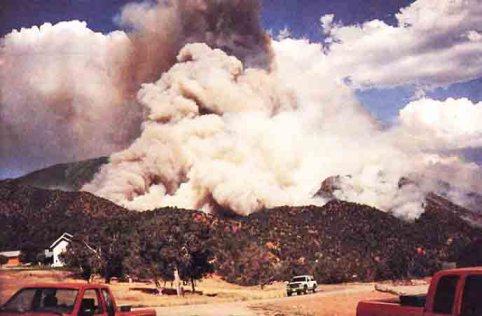 South Canyon Fire