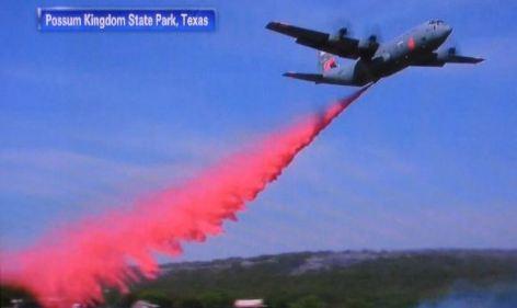 MAFFS C-130 Texas 4-2011