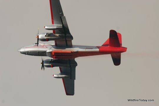P2V air tanker