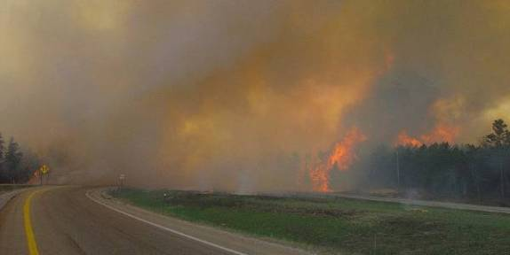 Railroad pays $3.3 million to settle wildfire suit