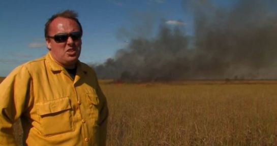 Everglades National Park's excellent film about prescribed fire