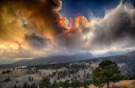 Update on Fern Lake fire west of Estes Park