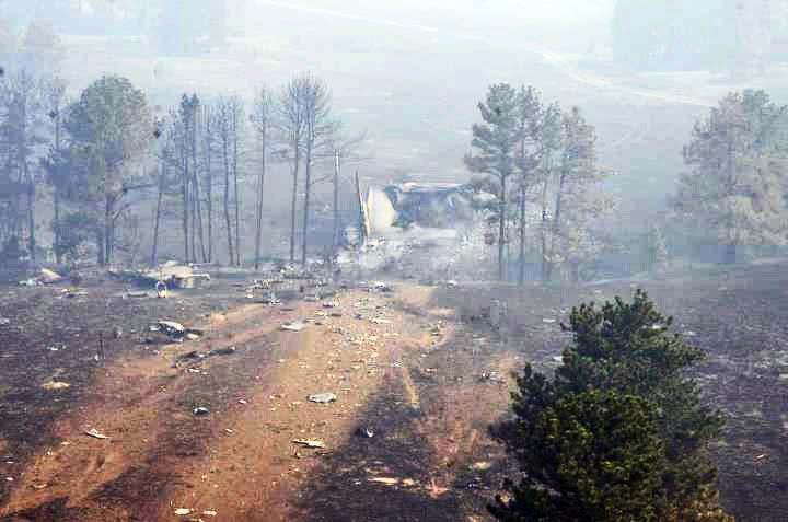 MAFFS C-130 crash