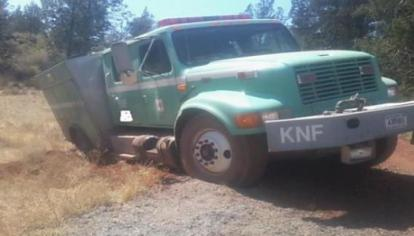 Lessons learned from Klamath Hot Shots vehicle rollover - Wildfire Today