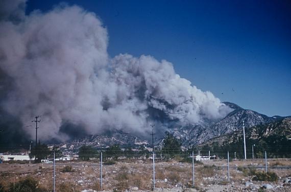 Loop Fire 1966