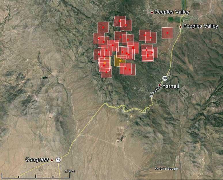 Arizona: Yarnell Hill Fire - Wildfire Today on prescott az map, flagstaff az map, octave mine map, hannagan meadow az map, sun city arizona zip code map, bumble bee az map, sahuarita az map, greasewood az map, linden az map, az wildfires current map, show arizona fires on map, summerhaven az map, harquahala valley az map, village of oak creek az map, arizona doppler radar weather map, pinetop-lakeside az map, congress az map, kachina village az map, anthem az map, springerville az map,