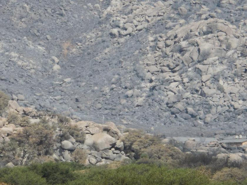 Yarnell Hill fatality site