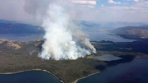 Alder Fire, August 16, 2013