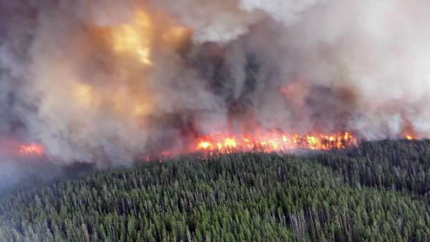 Alum Fire August 17, 2013