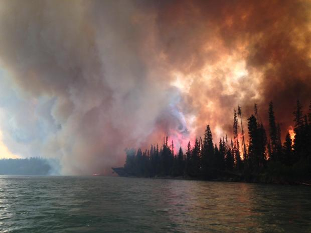 Funny River Fire May 25