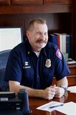 Chief Matt Shobert