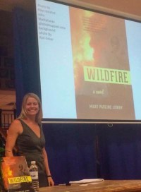Wildfire book by Mary P. Lowry