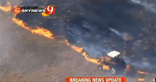 Oklahoma fire
