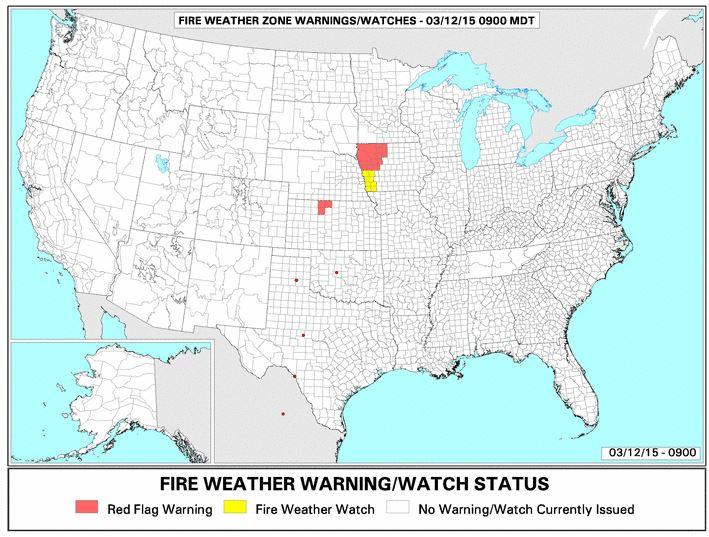 Red Flag Warning, 3-12-2015