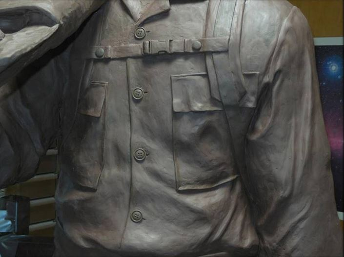 wildland firefighter memorial bronzes