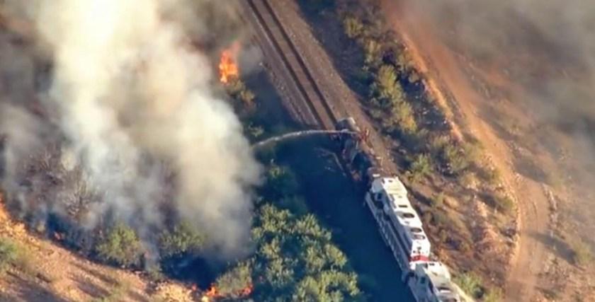 Firefighting Train Kearney