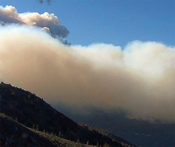 lake fire wildfire big bear