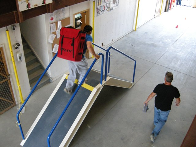 WFX-FIT test ramp