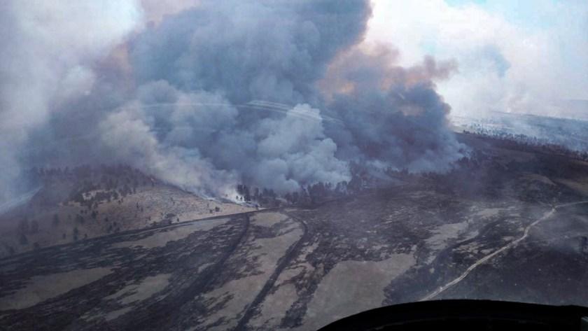 Kara Creek Fire