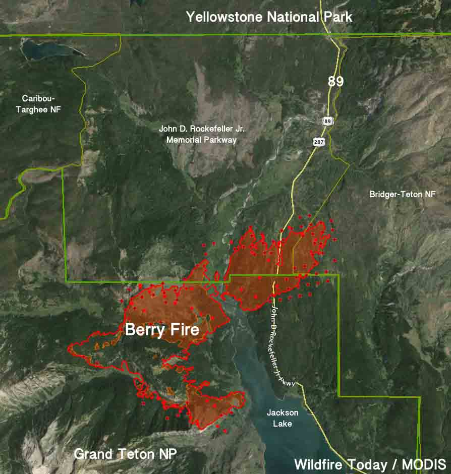 National Fire Map 2018.Wildfire Today Page 198 Of 1317 News And Opinion About Wildland Fire