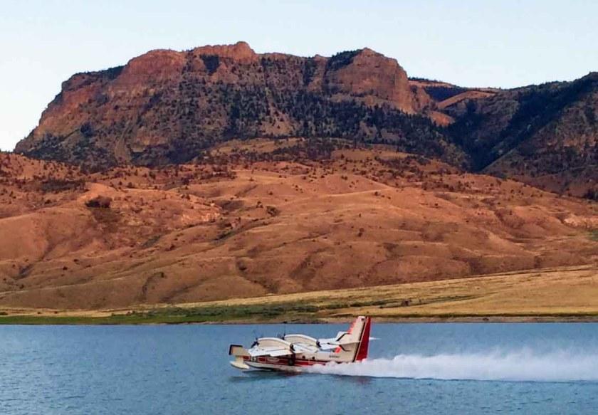 CL-415 Buffalo Bill Reservoir