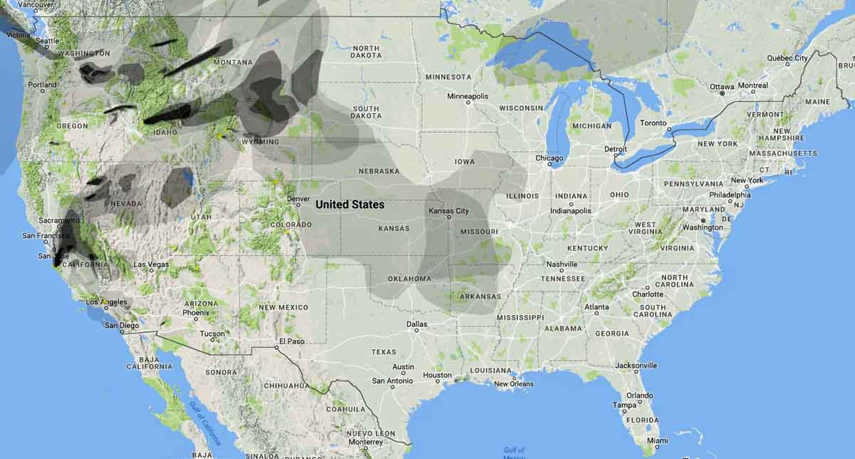 Fires Blazing Across The Southern United States NASA Wildfire - Map of fires in southeast us
