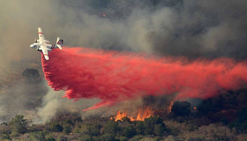 S2T canyon fire