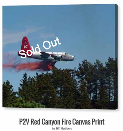 P2V Red Canyon Fire