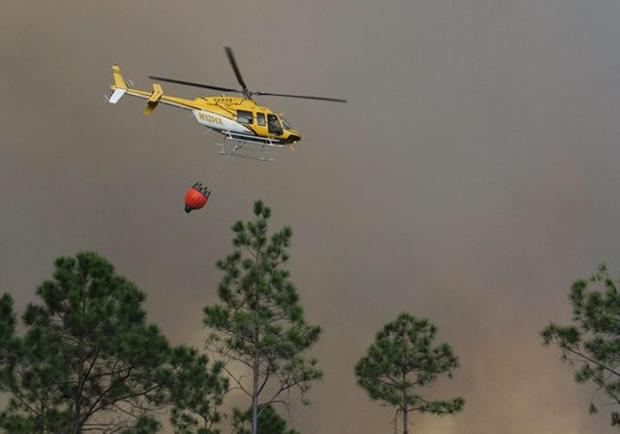 West Mims Fire headlines fade away; firefight and drought continues