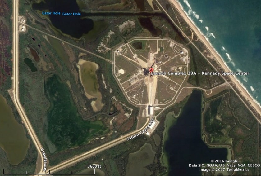Launch Complex 39A photo