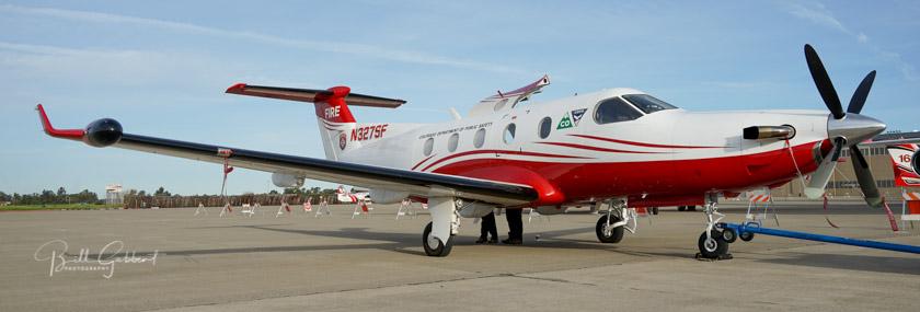Colorado's Pilatus PC12 N327F