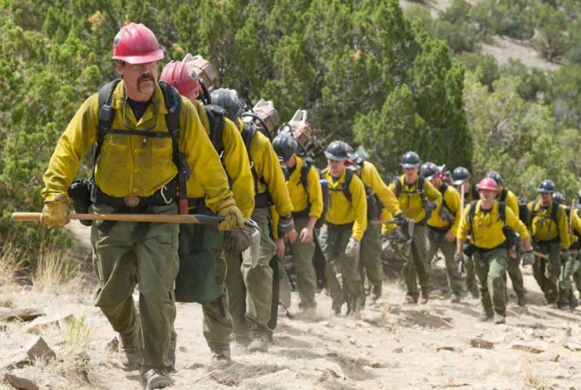 scene film Only the Brave