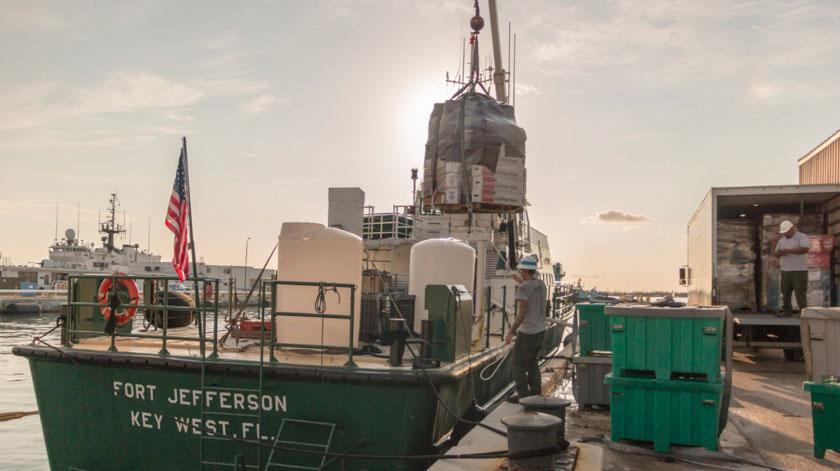 MV Fort Jefferson