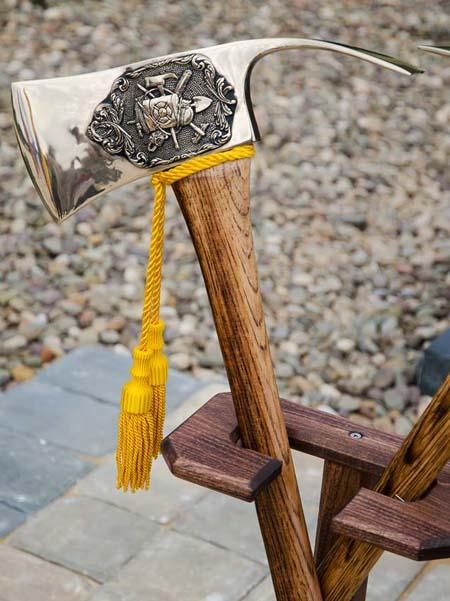 ceremonial Pulaski tool