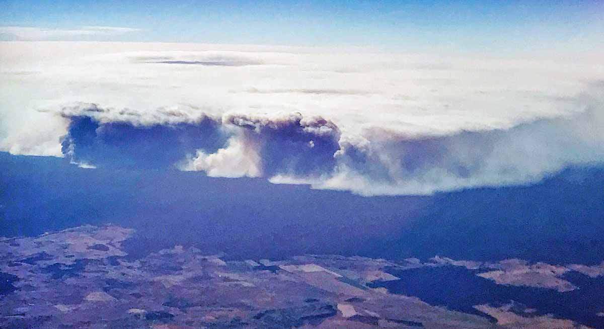 Australia Archives - Wildfire Today