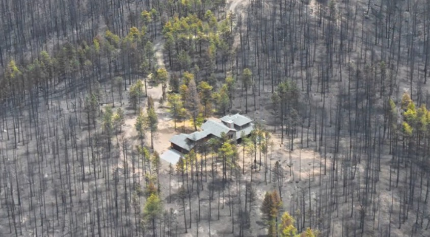 How to prevent your house from burning during a wildfire