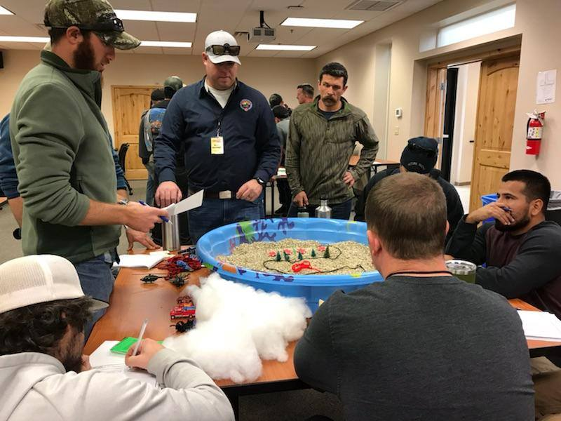 Record number of attendees at Arizona wildfire academy