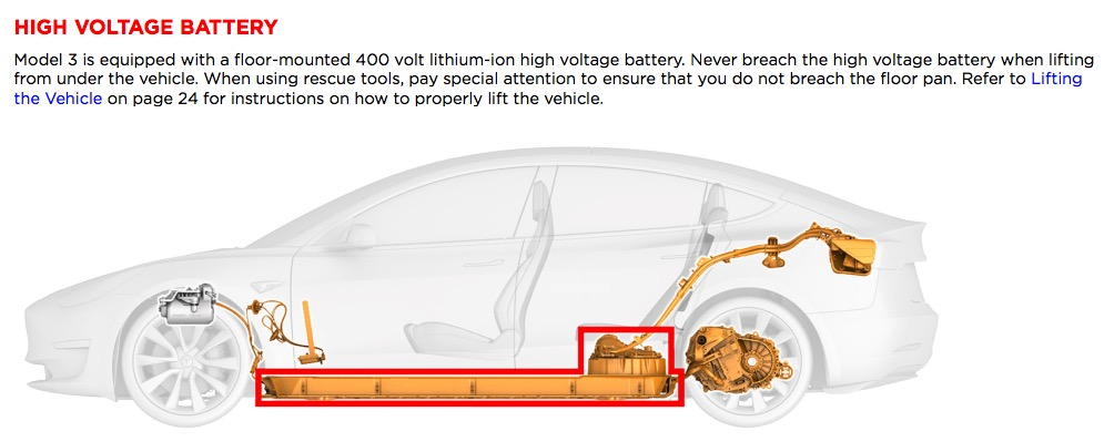 Electric vehicle fires can take 3,000 gallons and 24 hours ...