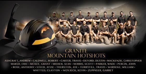 Granite Mountain Hotshots