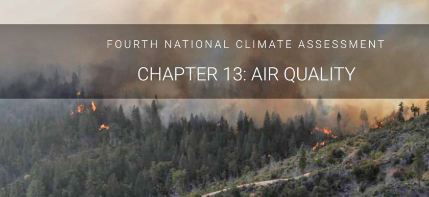 Air quality wildfire