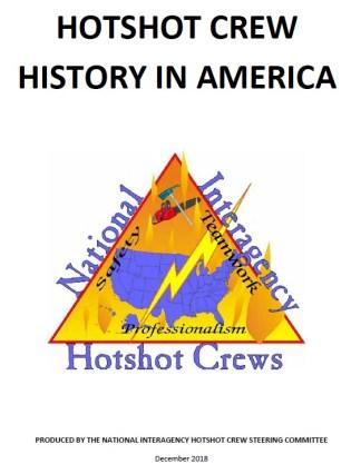 Hotshot Crew History 2018 wildfires
