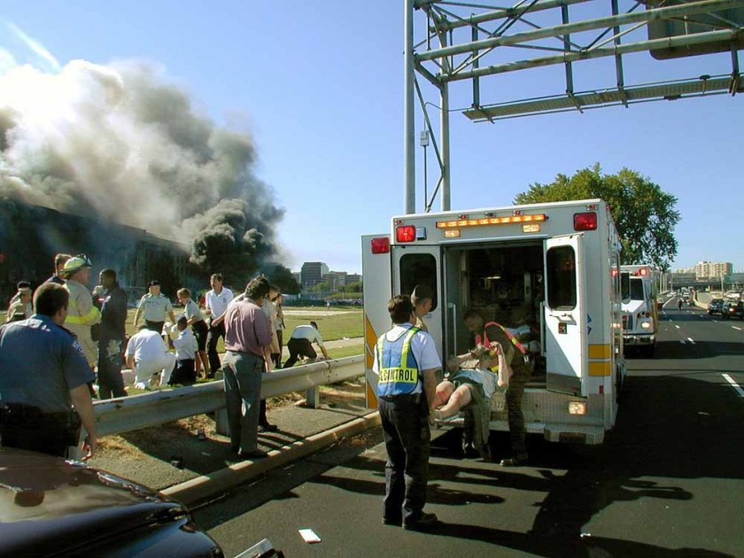 Pentagon terrorist attack 9/11