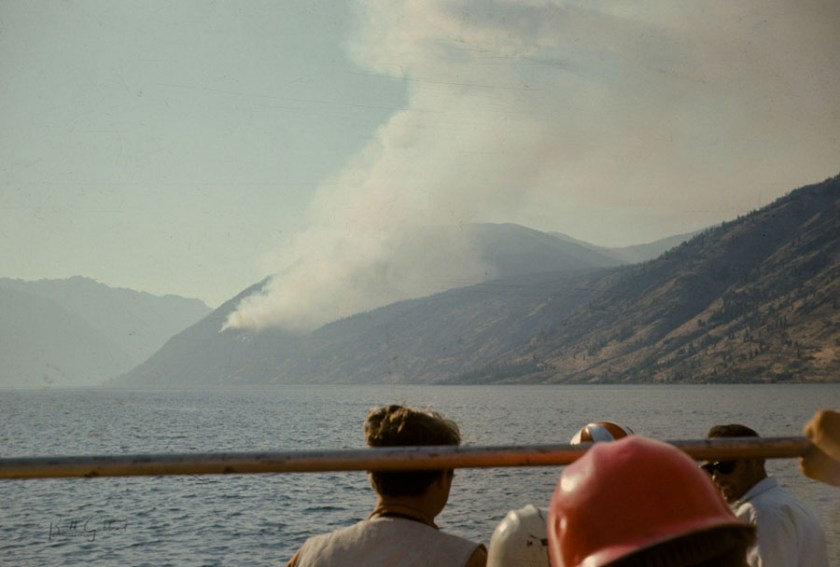 Safety Harbor Fire boat ride El Cariso Hot Shots