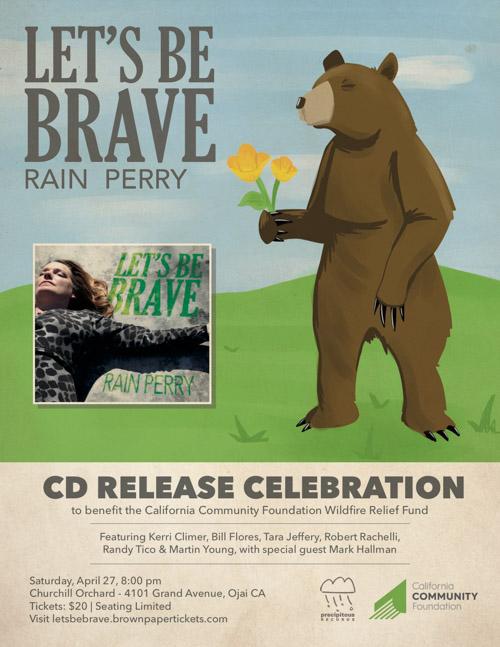 Rain Perry concert