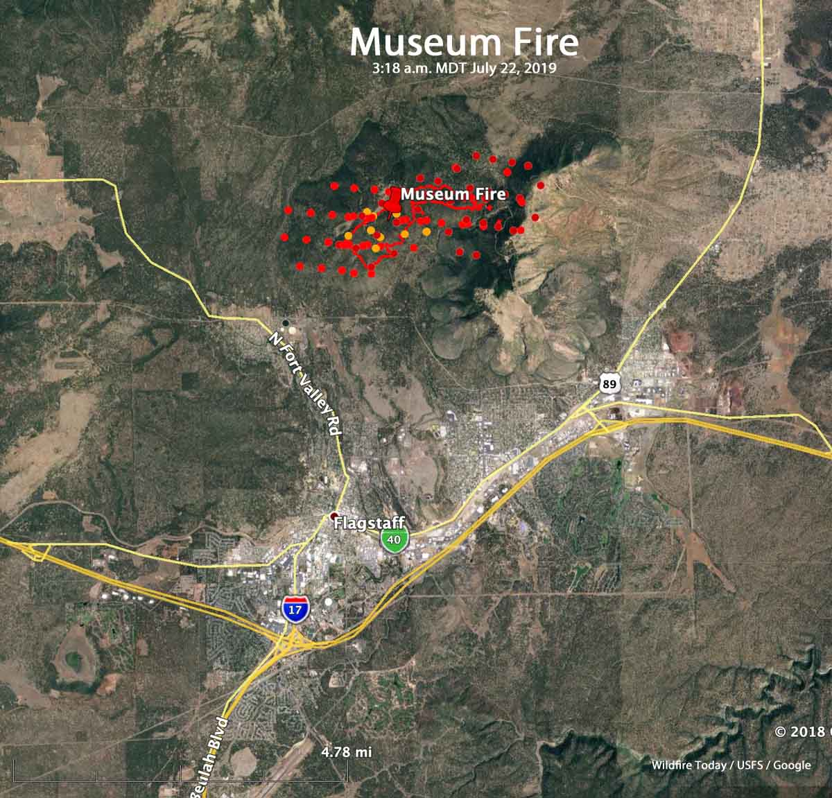 Museum Fire causes evacuations at Flagstaff - Wildfire Today on cocos san marcos fire map, caltrans fire map, google earth murder scene coordinates, live fire map, bing fire map, 1970 laguna fire map, google earth ufo, south lake tahoe fire map, google maps australia, walmart fire map, western u.s. wildfires map, carlsbad ca fire map, powerhouse fire santa clarita map, google maps malaysia, google earth live, house on fire utah map, 2014 utah fire map,